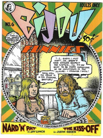 Image for Bijou Funnies #6