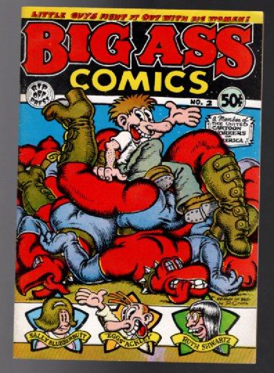 Big Ass Comics 2