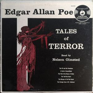 Image for Nelson Olmsted ‎– Edgar Allan Poe - Tales Of Terror