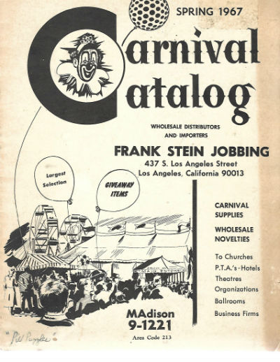 Image for Carnival Catalog