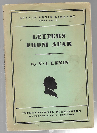 "Image for Little Lenin Library vol.8,""Letters from afar"""