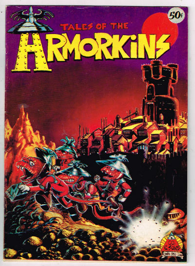 Image for TALES OF THE ARMORKINS #1    1971 | ONE-SHOT | COMPANY & SONS
