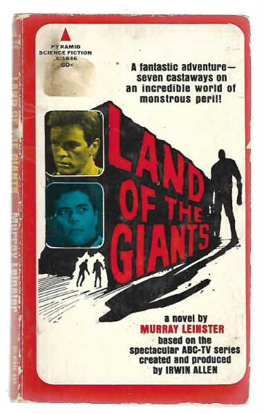 Image for Land of the Giants (Pyramid SF X-1846)