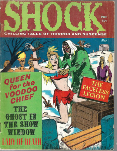 Image for Shock (1971) Magazine Vol. 3 #2