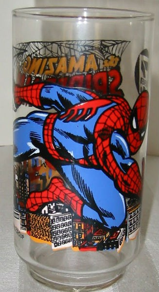 Image for Amazing Spider-Man Glass : 1977 : 7-11 Stores