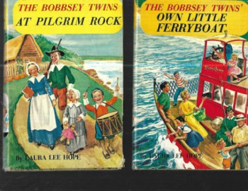 Image for The Bobbsey Twins Lot of 5 books:48,49,50,51 and 52