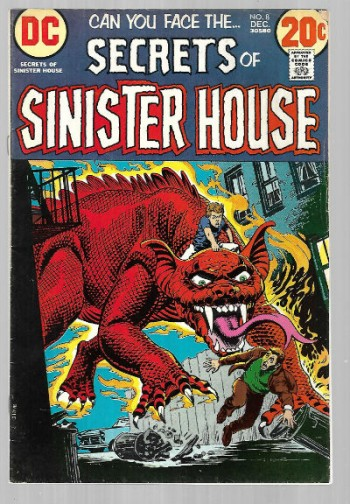 Image for Secrets of Sinister House #8