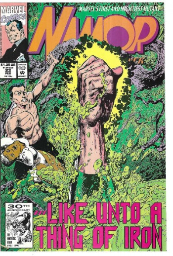 Image for Namor #23 thru #27