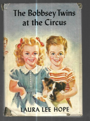 Image for The Bobbsey Twins at the circus