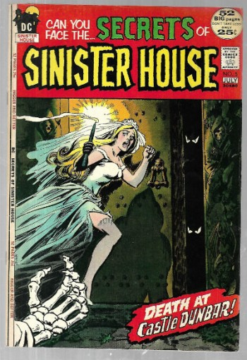Image for Secrets of Sinister house #5