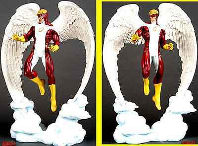 Image for Click to view larger image  Have one to sell? Sell now  Details about  Angel X-Men Marvel Comics Hard Hero Statue Artist Poof Edition .