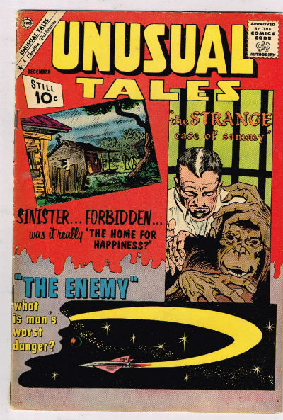 Image for UNUSUAL TALES #31   1961 |  VOLUME 1 |  CHARLTON