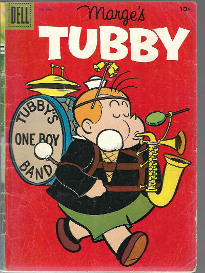 Image for Marge's Tubby (1956) #17