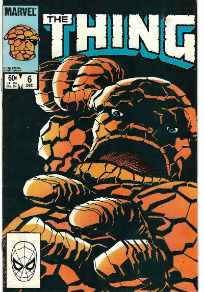 Image for THING, THE #6   1983-1986 |  VOLUME 1 |  MARVEL