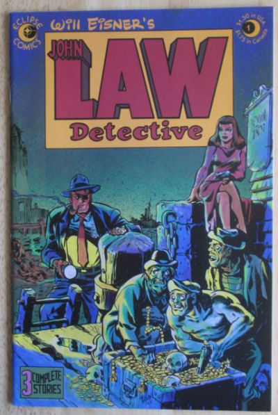 Image for John Law Detective (1983)