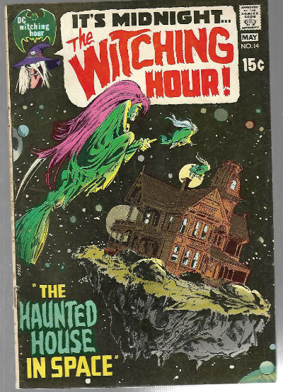 Image for Witching Hour (1969 DC) #14