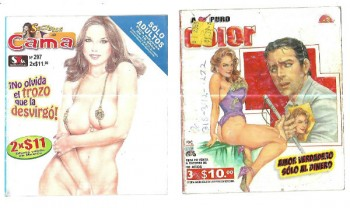 Image for Naughty adult mini-comics (Lot of 4)