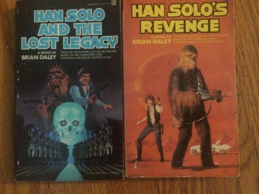 Image for Han Solo's revenge and Han Solo and the lost legacy