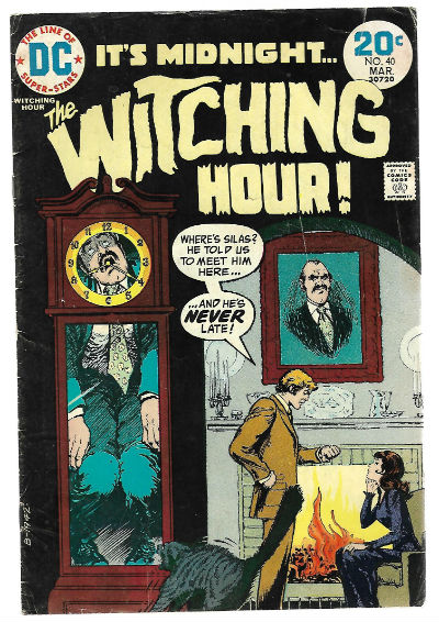 Image for Witching Hour (1974 DC) #40
