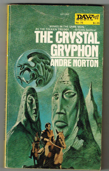 Image for The Crystal gryphon:Daw #75
