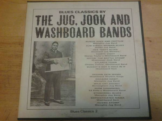 Image for Blues Classics By The Jug, Jook And Washboard Bands