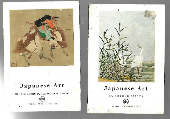 Image for Japanese Art vol.3 and vol.4