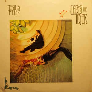 Image for Toyah and Fripp; TheLady and the tiger