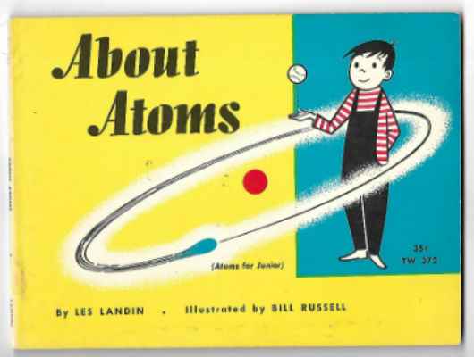 Image for About atoms: (atoms for junior)