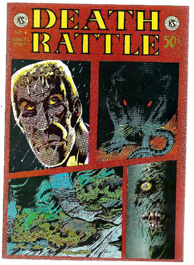 Image for Death Rattle Vol.1,1973