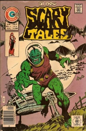 Image for SCARY TALES #6    1976| VOLUME 1 | CHARLTON