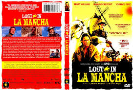 Image for Lost in La MANCHA/DEPP/GIL... DVD