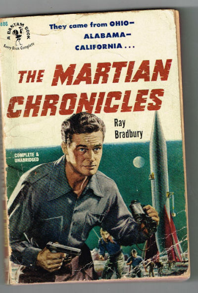 Image for martian chronicles