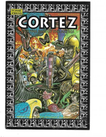 Image for Cortez and the fall of the Aztecs  #2