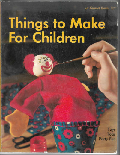Image for Things to make for your Children:YES PEOPLE,CHILDREN NEED MORE FREAKIN SCARY CLOWN STUFF