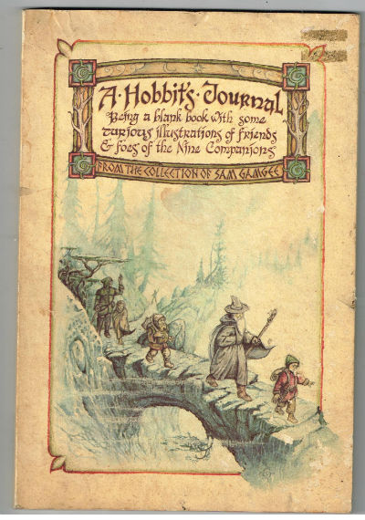 Image for A HOBBIT'S JOURNAL