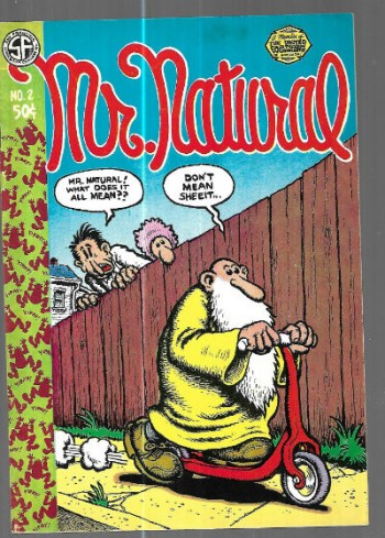 Image for Mr.Natural #2:R.Crumb