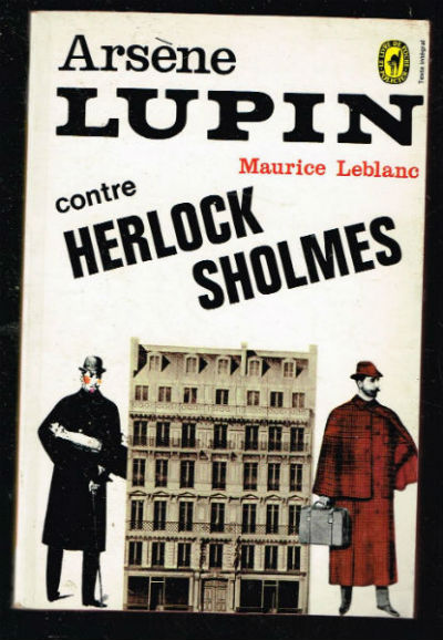 Image for Arsane Lupin contre Herlock Sholmes