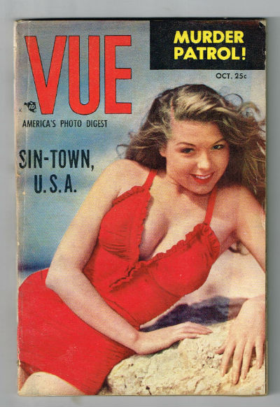 Image for Vue Magazine--America Photo Digest--Oct. 1952-----482
