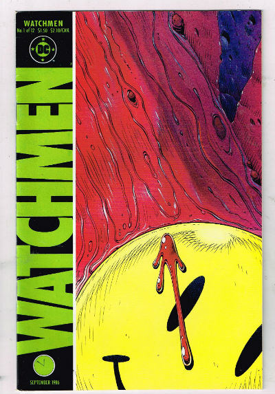 Image for WATCHMEN #1   1986-1987 |  VOLUME 1 |  DC