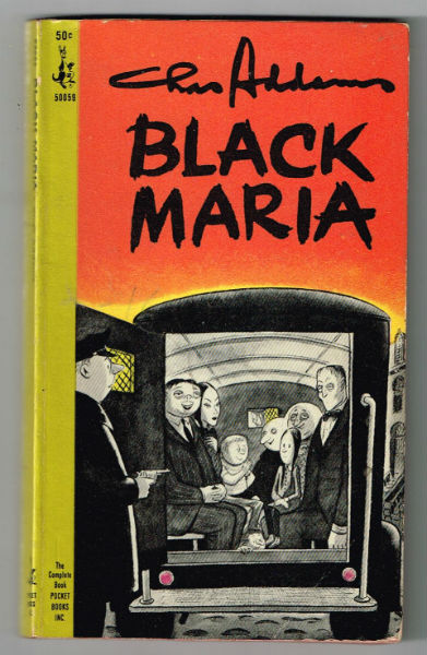 Image for Chas Addams'Black Maria-1960