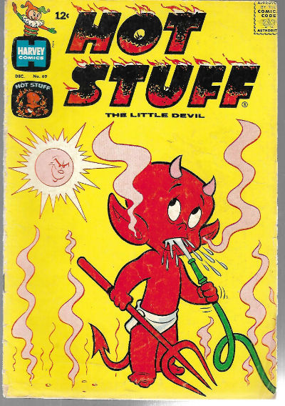 Image for Hot Stuff (1957 Harvey) #69