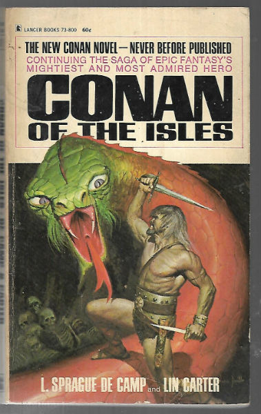 Image for Conan off the Isles