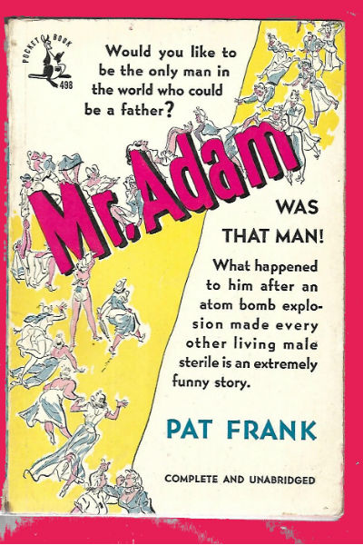 Image for Mr.Adams