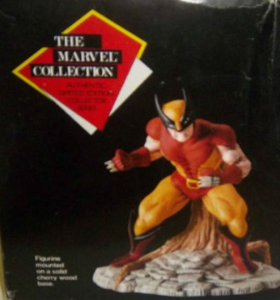 Image for Wolverine Statue Limited Edition/X-Men/Marvel Comics