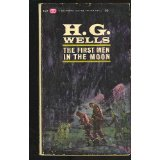 Image for The First Men in the Moon (Mass Market Paperback)  by H. G. Wells (Author)