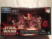 Image for Star Wars Episode 1 Mos Espa Encounter with CommTech Chip Hasbro 1999