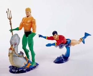 Image for Aquaman and Aqualad (2-Pack)  Series  Comic Book & Superheroes / DC / DC Direct / Deluxe Box Sets