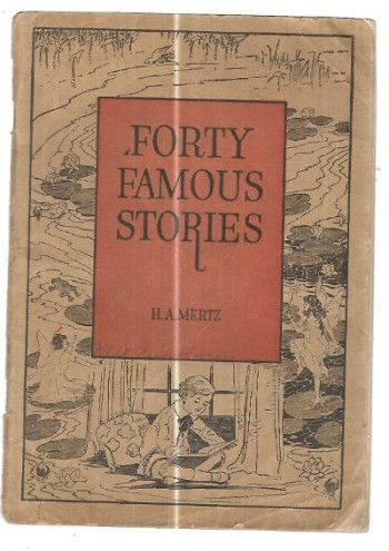 Image for Forty Famous stories