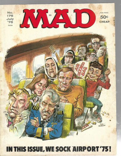 Image for MAD Magazine #176 - July, 1975