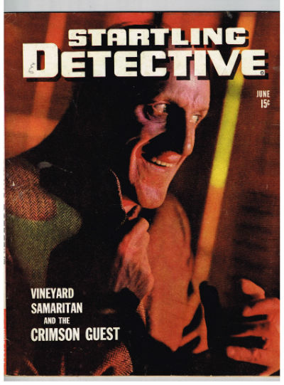 Image for startling detective,June,1944